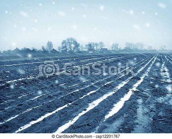 winter - csp12201767
