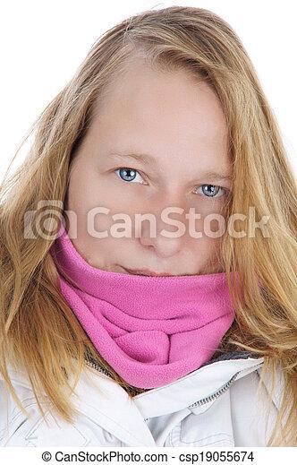 Winter time - csp19055674