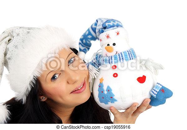 Winter time - csp19055916