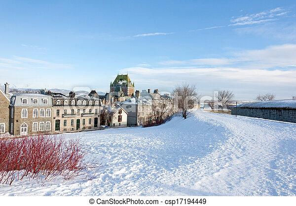 winter time - csp17194449