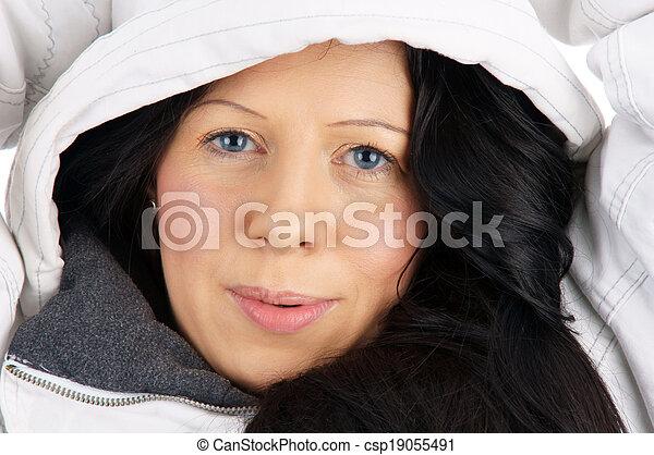 Winter time - csp19055491