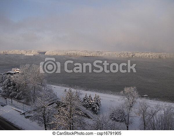 Winter time - csp16791905
