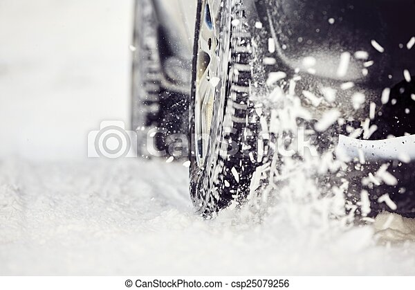 Winter tire - csp25079256