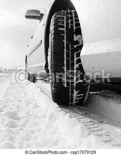 Winter tyre - csp17079129