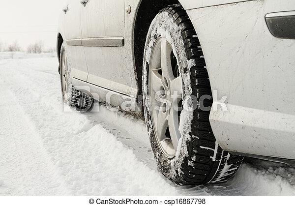 Winter tyre - csp16867798