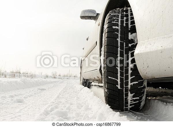 Winter tyre - csp16867799