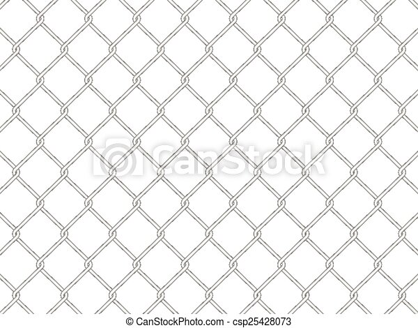 wire fence - csp25428073