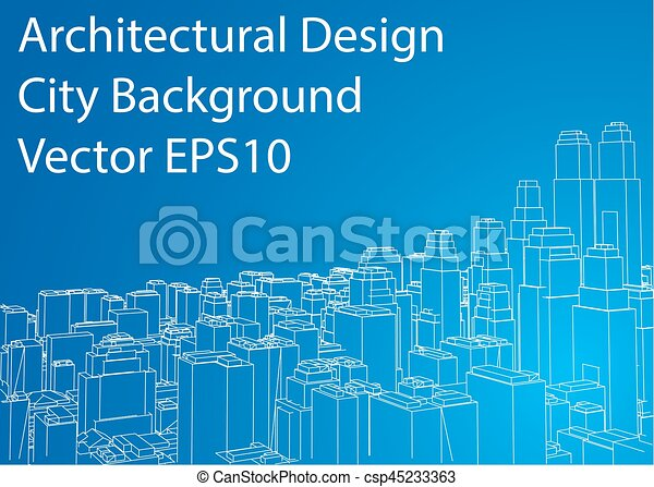 Wire frame city blueprint style vector wire frame city clip wire frame city blueprint style vector malvernweather Image collections