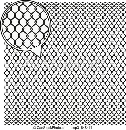 Wire Mesh background. - csp31648411