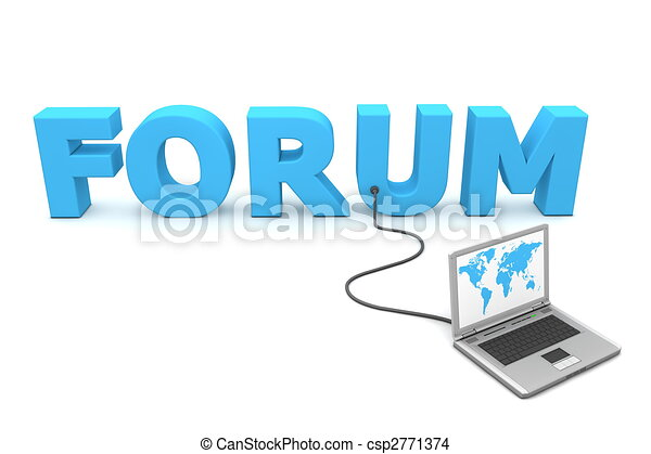 Wired to Forum - csp2771374