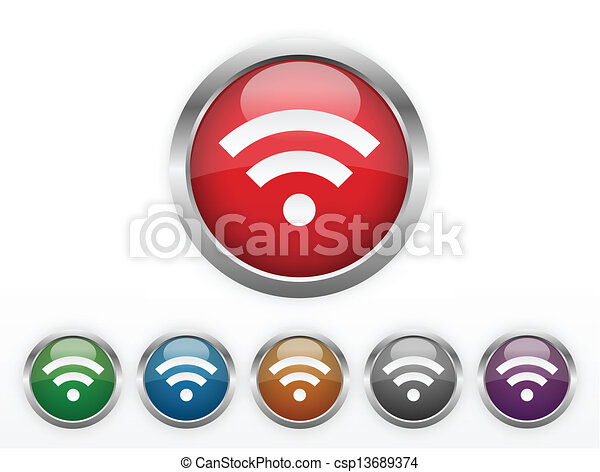 Wireless buttons - csp13689374