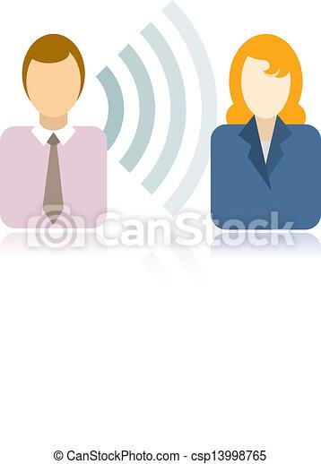 Wireless communication - csp13998765