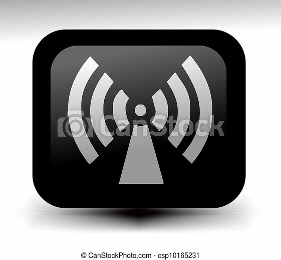 Wireless icon - csp10165231