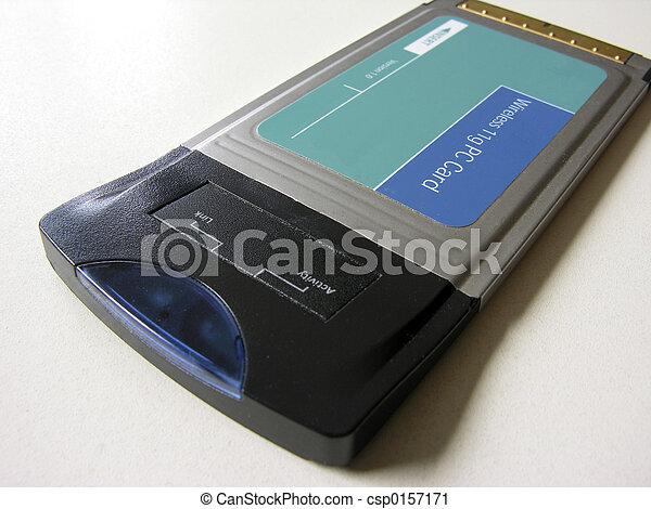 Wireless networkcard - csp0157171