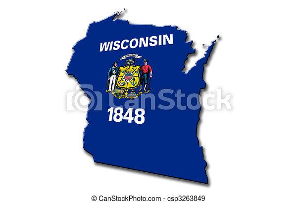 Wisconsin - csp3263849
