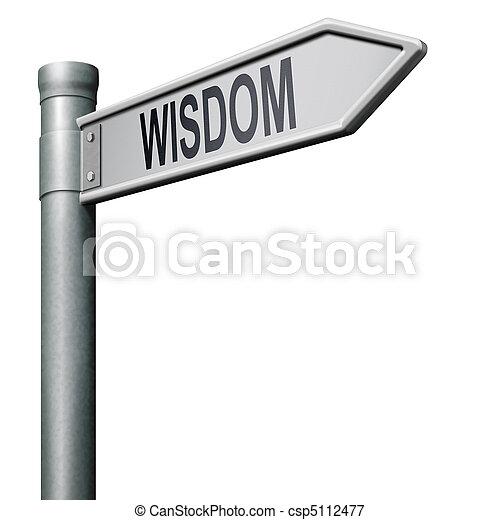 wisdom - csp5112477