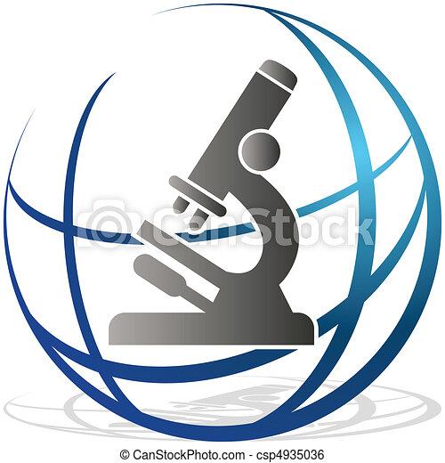 wissenschaft, global - csp4935036