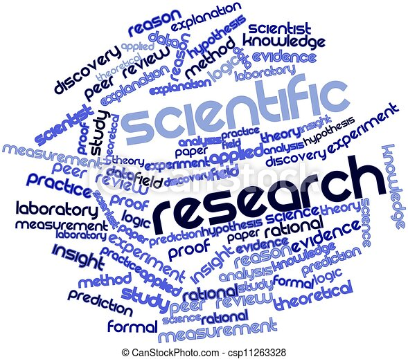 Wissenschaftliche Forschung - csp11263328