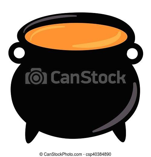 witch cauldron eps vectors search clip art illustration drawings rh canstockphoto com cauldron clipart outline cauldron clipart black and white