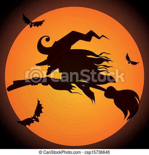 Witch - csp15736648