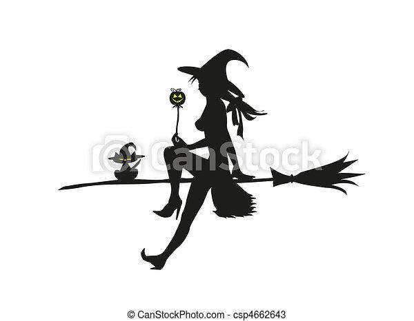 Witch - csp4662643