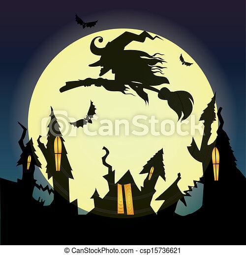 Witch - csp15736621