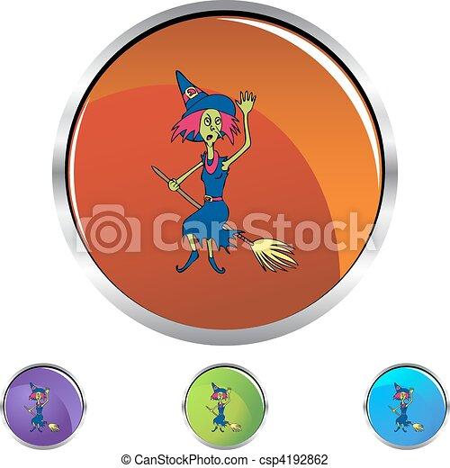 Witch - csp4192862
