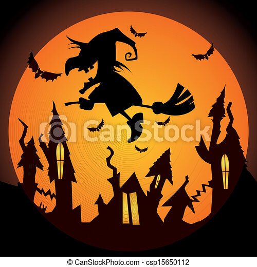 Witch - csp15650112