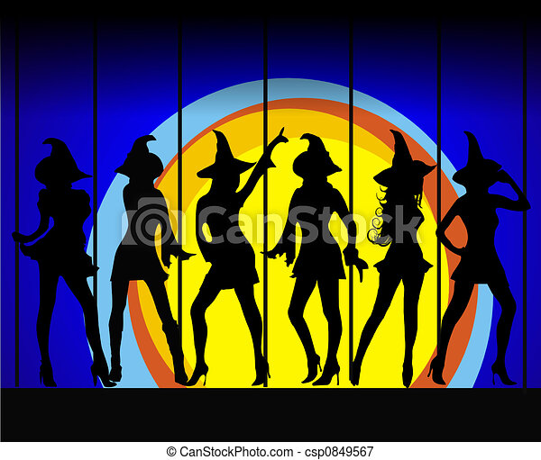 Witches Ball - csp0849567