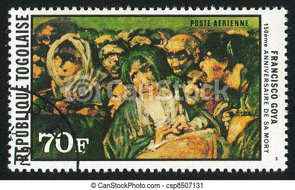 Witches Sabbath - csp8507131