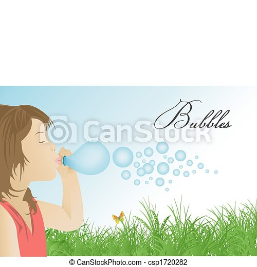 with bubbles - csp1720282