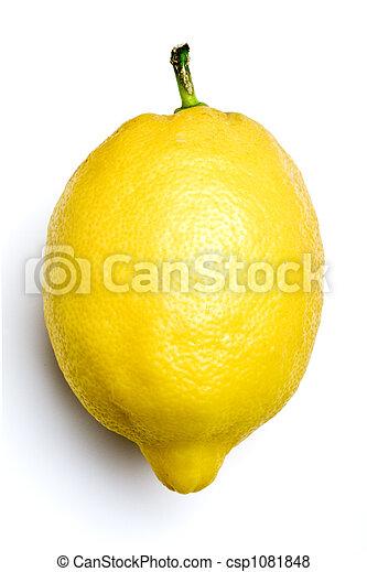 witte , citroen - csp1081848