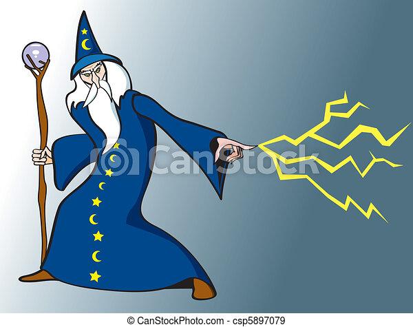 Wizard - csp5897079
