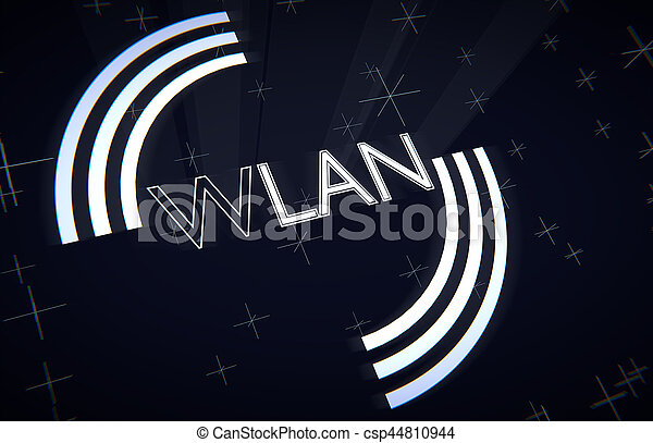 WLAN Networking Technology - csp44810944