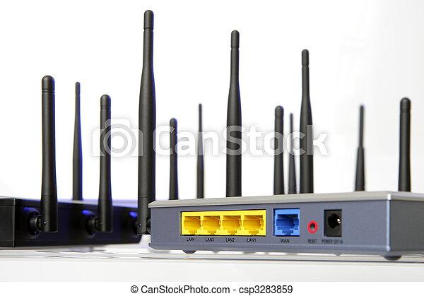 Wlan Router - csp3283859
