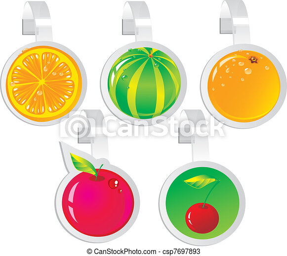 wobblers - ripe fruit - csp7697893