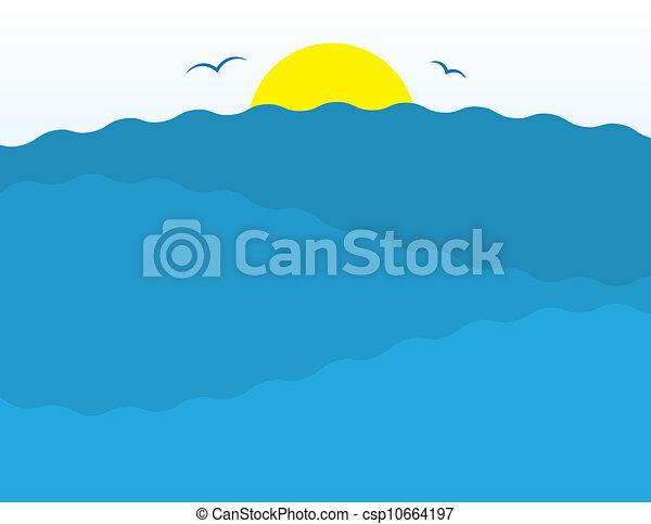 woda marszczenia się wody - csp10664197