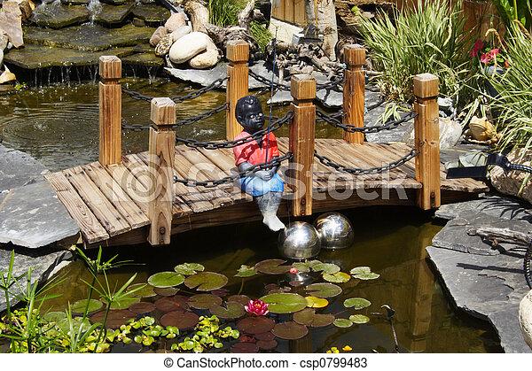 woda ogród - csp0799483
