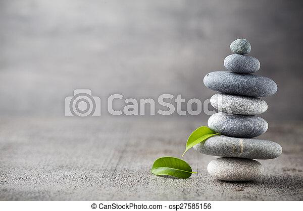 Wellness Hintergrund. - csp27585156