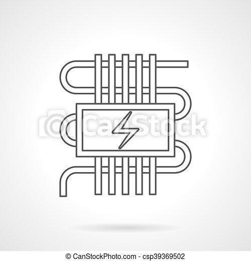 Ungewöhnlich Elektrisches Symbol Für Boden Galerie - Die Besten ...