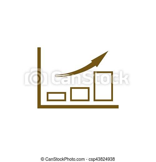 Wohnung, stil, schnitt, diagramm, papier, ikone. Wohnung ...
