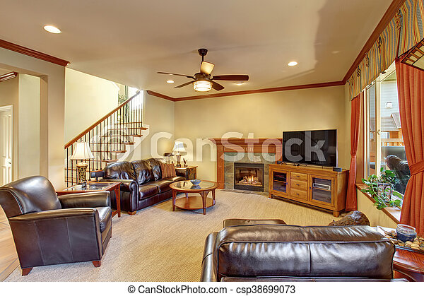Wohnzimmer boden luxus inneneinrichtung kaminofen for Wohnzimmer clipart