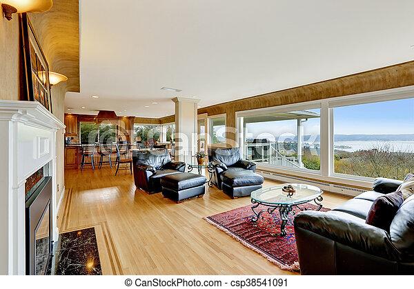 Wohnzimmer Boden Nicely Mobliert Hartholz
