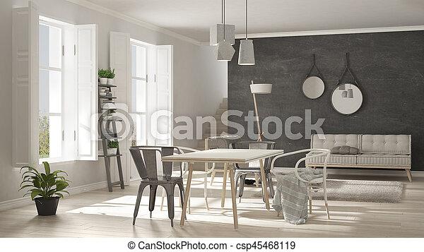Wohnzimmer Bild Gros ~ Wohnzimmer groß graue windows skandinavisch design