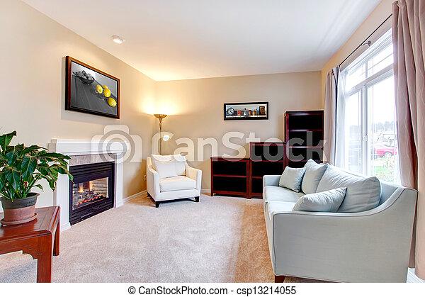 wohnzimmer modern elegant amerikanische stockbilder suche stockfotos fotografien und. Black Bedroom Furniture Sets. Home Design Ideas