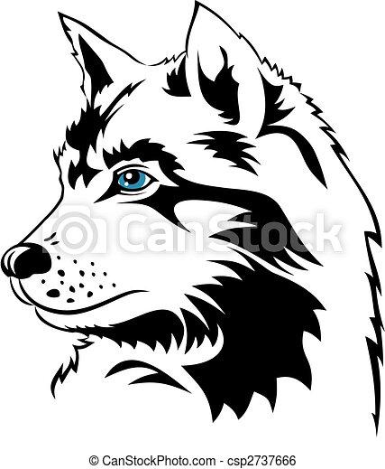 Wolf - csp2737666