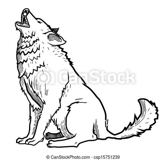wolf - csp15751239