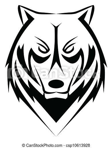 Wolf - csp10613928