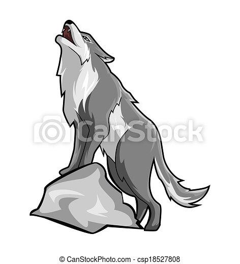 Wolf - csp18527808