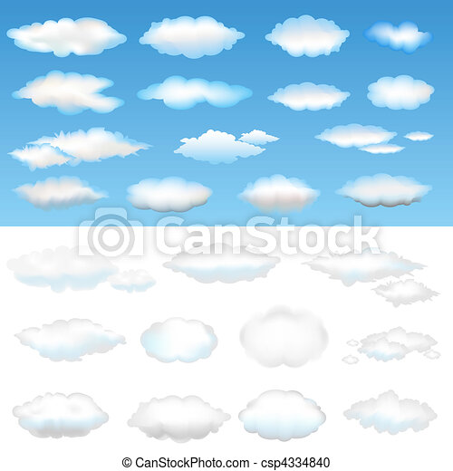 Cloud - csp4334840
